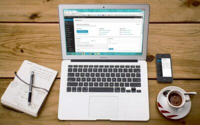 WordPress Webseite erstellen: Schnell in 4 Schritten
